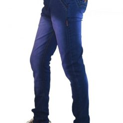 Sparkey Dark Blue Regular Men's Jeans