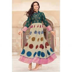 Kajal Style The Mumtaz Party Wear Fashion Kurtis