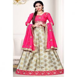 Zara Bridal Lehenga, Choli and Dupatta Set
